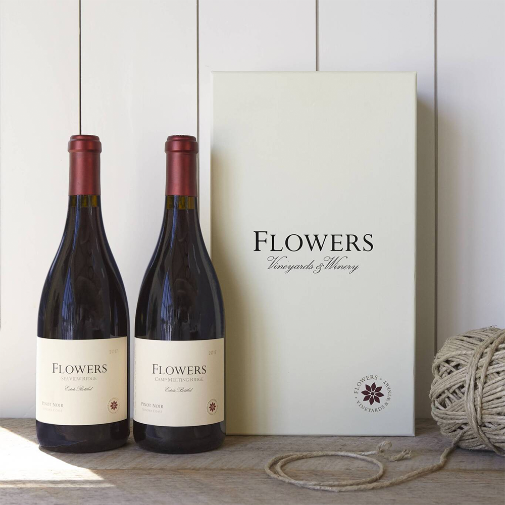 Flowers Pinot Noir Estate Duo